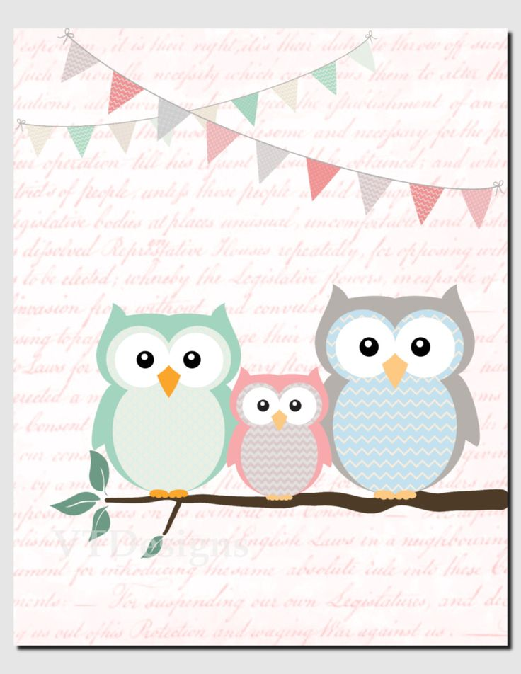 https://www.etsy.com/es/listing/244034473/baby-girl-nursery-art-mint-coral-owl?ref=related-6