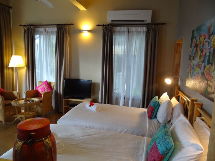 REVIEW Ambong-Ambong Staying in a rainforest in Langkawi Malaysia