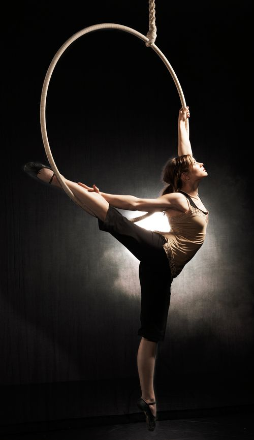 "My latest fitness obsession. ""Aerial Hoop Lilli Mühleisen"" so much love ❤️❤️❤️"