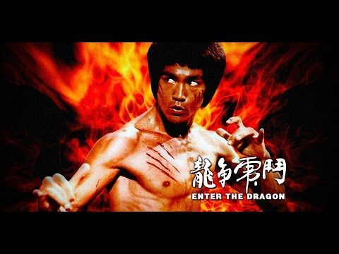 Action movies - Enter the Dragon (1973) Full HD - Bruce Lee - Best actio...