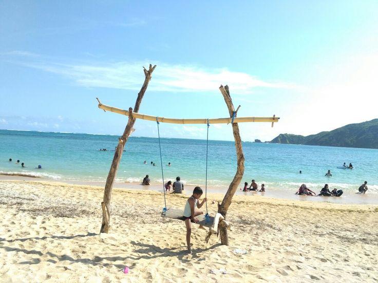 Kuta Lombok Beach,  Lombok Tengah, Nusa Tenggara Barat