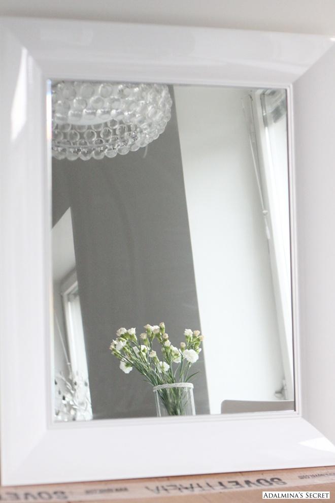 Kitchen, Kartell Mirror