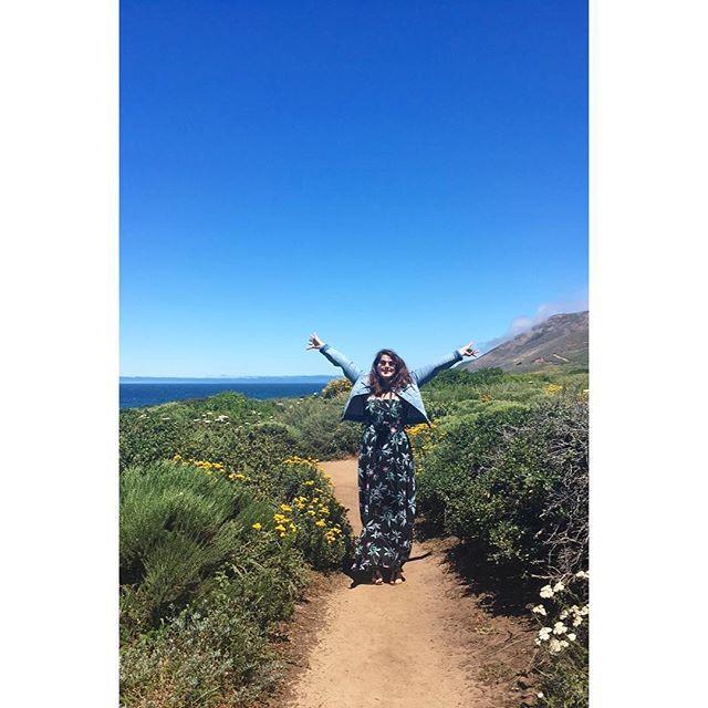 That feeling 🙏🏻 Big Sur, Hwy 1 📍🗺 #bigsur #coastaldecor #hwy1 #highway1 #california #californiaadventure #usa #summer2017 #roadtrip #bluesky #nature #alone #ocean #calocals - posted by Marie https://www.instagram.com/mary_ellis_ka - See more of Big Sur, CA at http://bigsurlocals.com