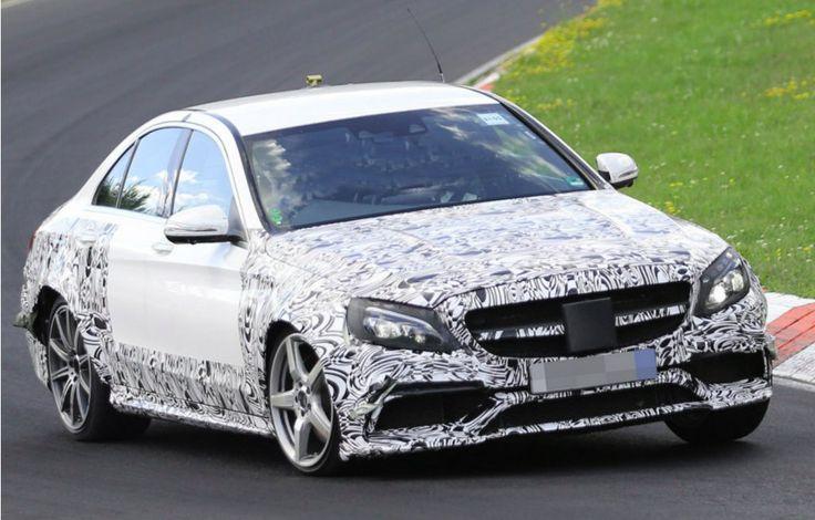 2017 Mercedes E350 front view design pictures