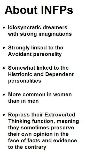 Some not so good traits of an INFP #infp #cancer