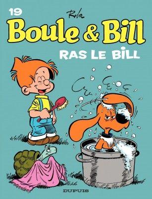 Couverture-Boule et BillT19 - Ras le Bill -
