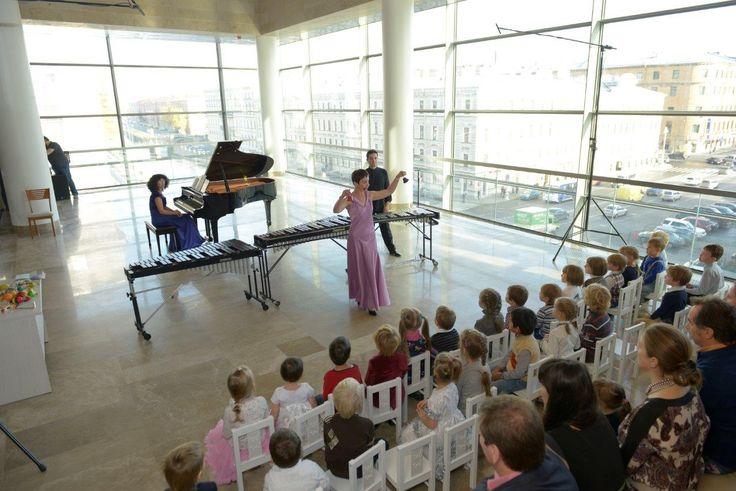 Бесплатные концерты в Мариинском - открытая среда