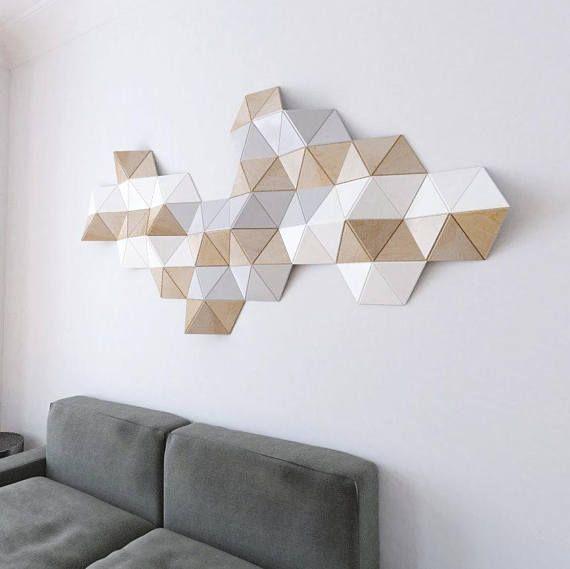 3d Wall Art Sculpture 3d Wall Decoration Wooden Wall Decor