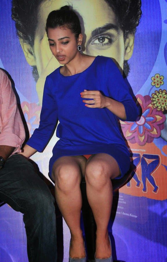 Radhika Apte's Top 5 Shocking Oops Moments – View Pics - Celebrity Unseen…