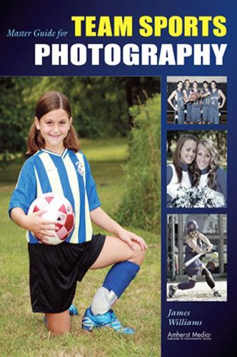 BOOK-1850 Master Guide Team Sports Photography