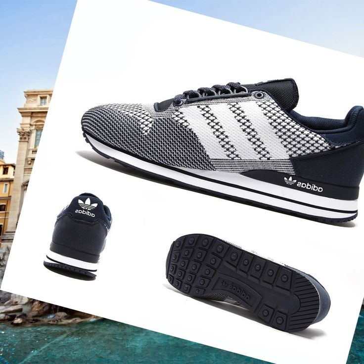buy popular 31840 daed9 ... usa man tennis shoes adidas zx 500 og weave midnight blue white black  hot . 5d42b