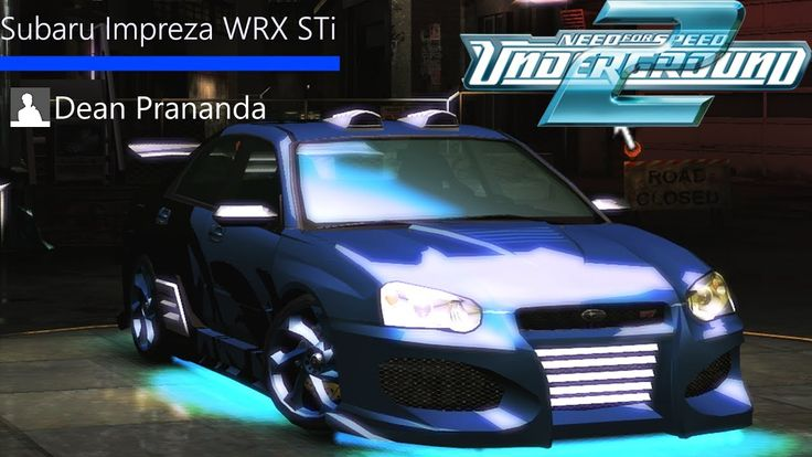NFS Underground 2 - Subaru Impreza WRX STi Tuning #youtube #sub #subs #sub4sub #subs4subs #watch #video #subscribe #subscribers #l4l #f4f #like #likes #like4like #like4follow #likes4likes #follow4like #follow4follow #follow #followers #followme #follower #followforlike #followforfollow #likeforlike #likeforfollow #likesforlikes  #share #promote #promotion