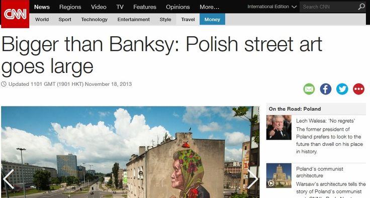 Łódzkie Murale CNN