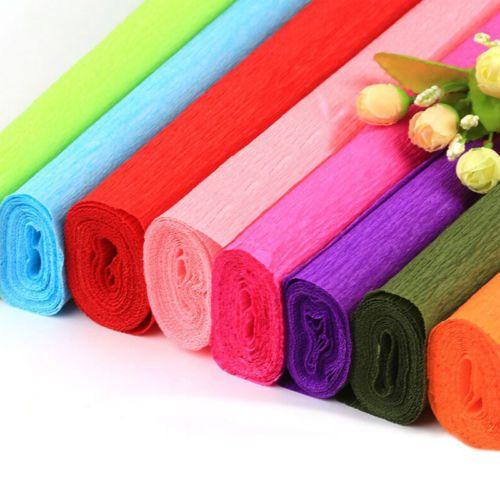 Crepe-Paper-Streamer-Roll-Wedding-Birthday-Party-Supplies-Children-handmade
