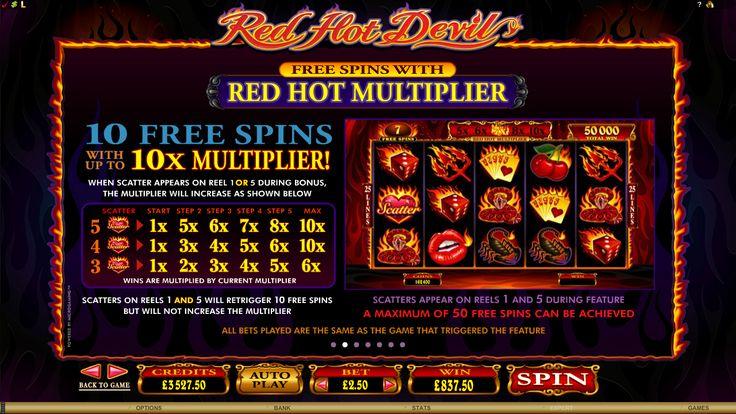 Devils slots free play