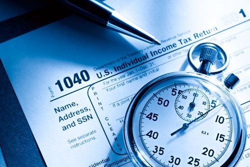 The IRS Tax filing deadline is April 15th! Are your taxes completed?