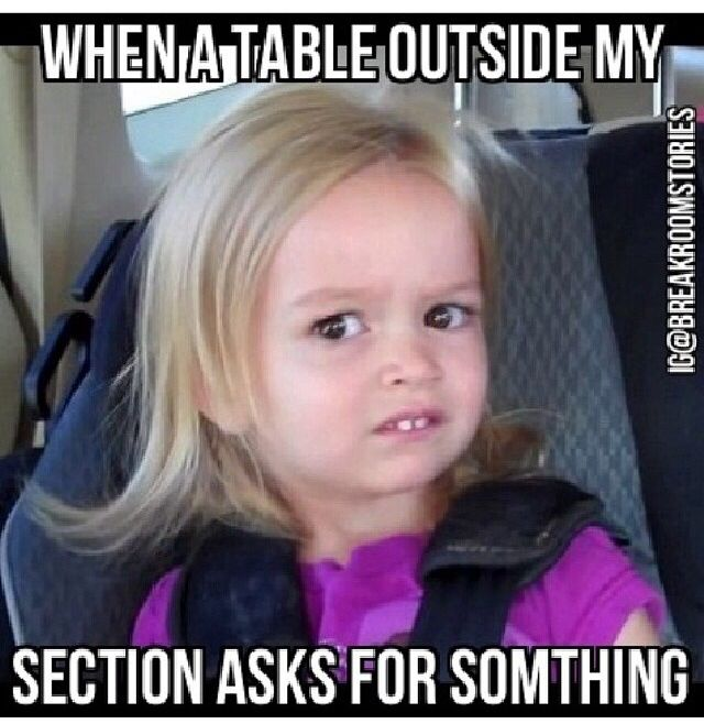 8c5623da0066a8bda2254f862b7f6821 reaction pictures fail pictures best 25 server life ideas on pinterest waitress problems,I Know U Looking Funny Memes