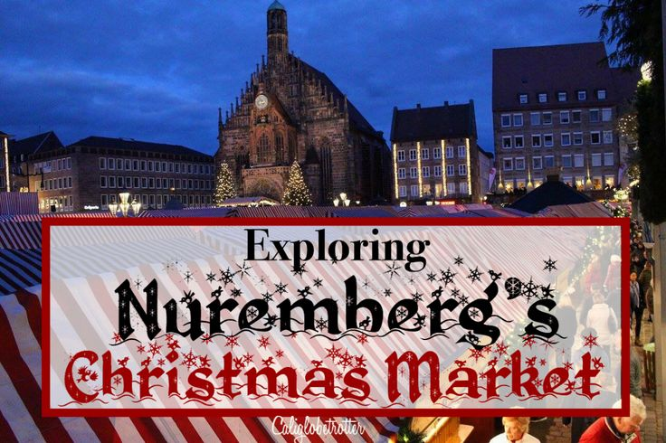 Of all the festive Christmas markets that fill every town center in every major city throughout Europe, Nuremberg's Christkindlmarkt is one of the most famous, along with Frankfurt, Dortmund,…