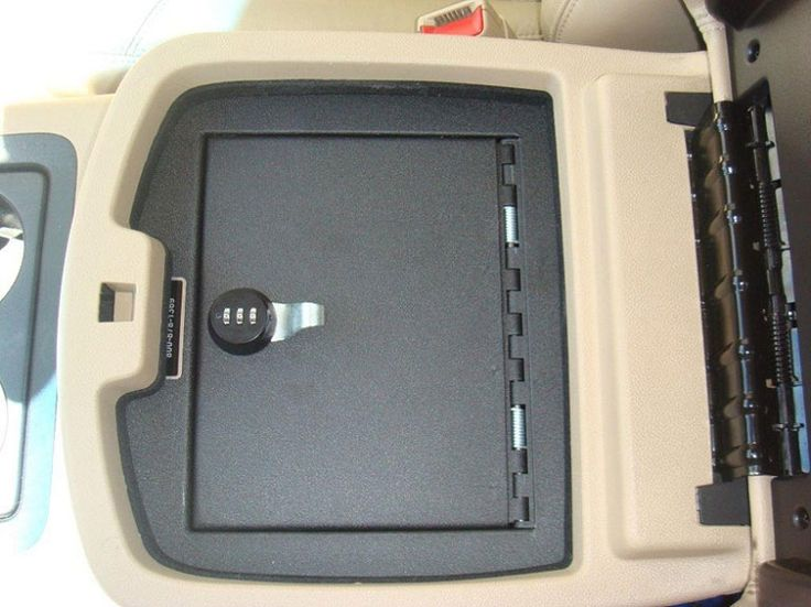 Chevrolet Avalanche Floor Console: 2007 - 2013
