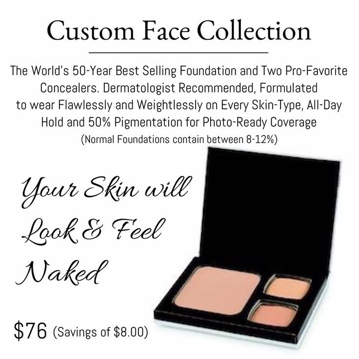 Most raved about by world famous makeup artist like Wayne Goss! You just have to try it out for yourself! I absolutely love it! Along with our skincare, it just makes your face flawless!