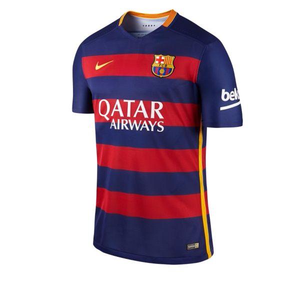 0ac186312 ... Messi Womens Home Soccer Jersey 1718 Barcelona 10 Nike Barcelona Home  Shirt 2015 2016 Adults Mens (Small).