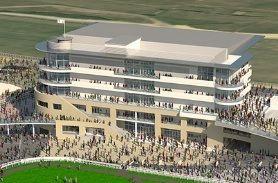 Flood Precast provide precast concrete stairs for Re-development of Cheltenham Racecourse.