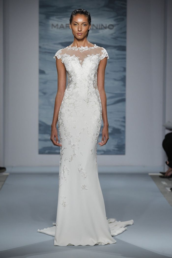 Mark Zunino Wedding Dresses Spring 2015 - MODwedding