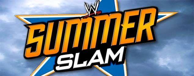 WWE Summerslam 2014 Event