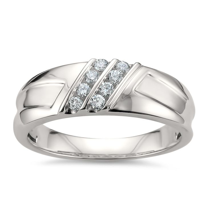 Td123864w 14k White Gold Double Milgrain 4mm Comfort Fit: 17 Best Ideas About Double Wedding Bands On Pinterest