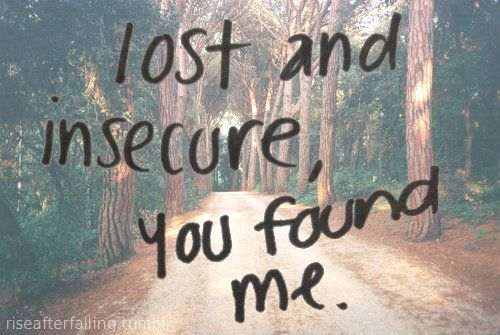 lost quote text music quotes photo lyrics vintage landscape indie ever forest reblog insecure sone written the fray personal rant my favouri...