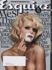Jessica Simpson attempted to recreate Virna Lisi on the cover of Esquire - From blogger.com