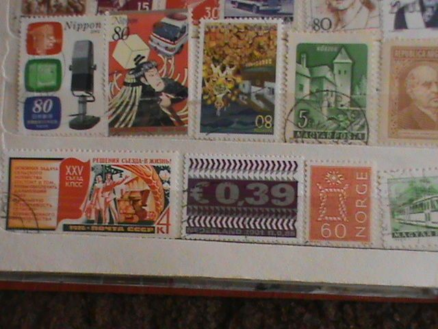 Sell postal stamps