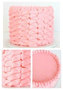 Make This Pleated Cake Without Any Cake Decorating Supplies