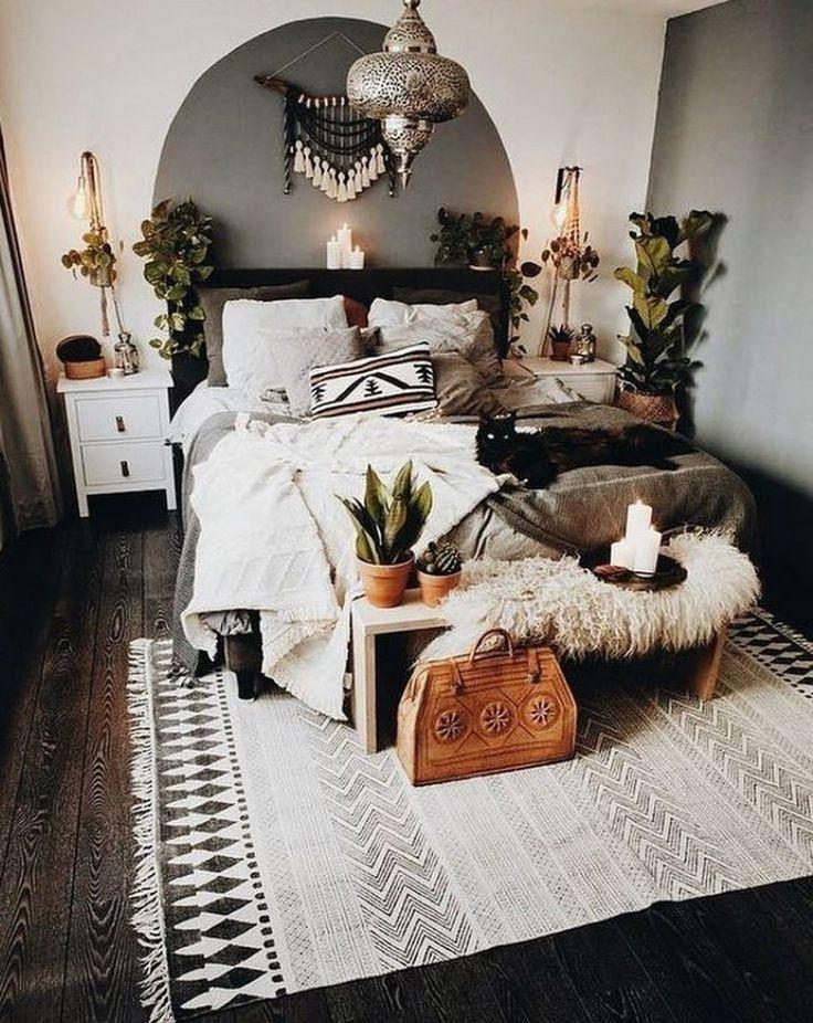 Bohemian Bedroom Decor, Home Decor Bedroom, Oriental Bedroom