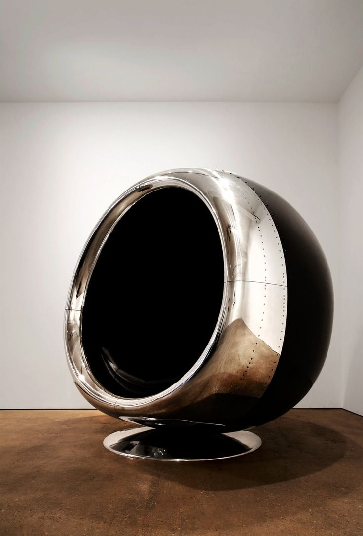 Engine cowling chair: for Upstairs landing, but $27,000! May need to rethink