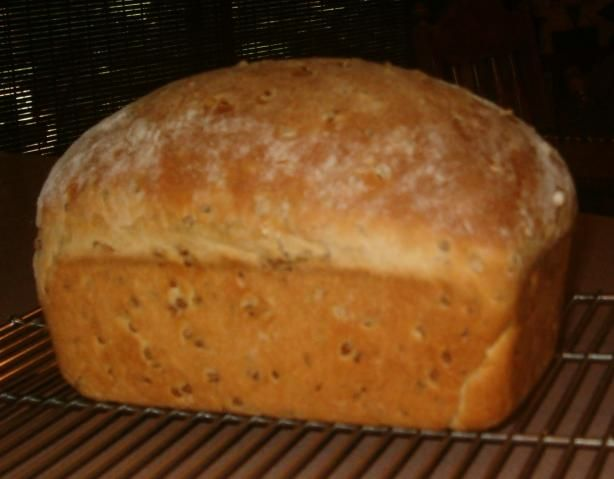 Honey Wheat Berry Bread (machine recipe) from Food.com:   A delicious wheatberry bread that tastes like store-bought. Kids love it! I use my bread machine on the dough setting to mix and knead the dough, but can also be made using a KA mixer or by hand. This bread uses vital wheat gluten, which can be purchased at wal-mart and most grocery stores.