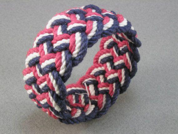 Sailor Knot Rope Bracelets