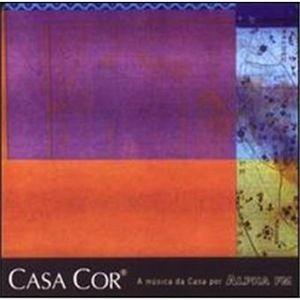 A Música da Casa (2001) est un album de reprises de titres de Bossa Nova qui arrive parfaitement à reproduire une ambiance