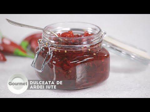 Dulceata de ardei iute   Gourmet - YouTube