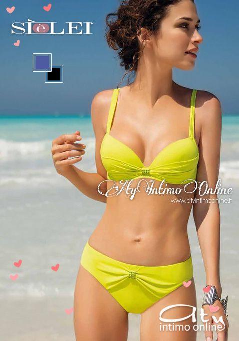 SìèLei Mare 2015  realizza modelli che si indossano in modo perfetto, valorizzando il fisico e lasciando esprimere un beachwear che non passa inosservato. #costumidabagno #estate2015 #costumimare http://www.atyintimoonline.it/165-costumi-da-bagno-donna
