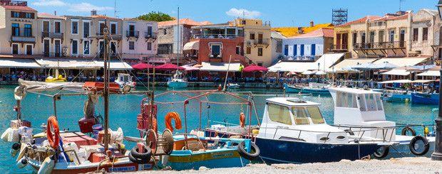 Mini #Tour #Creta + #Mare | Arché Travel