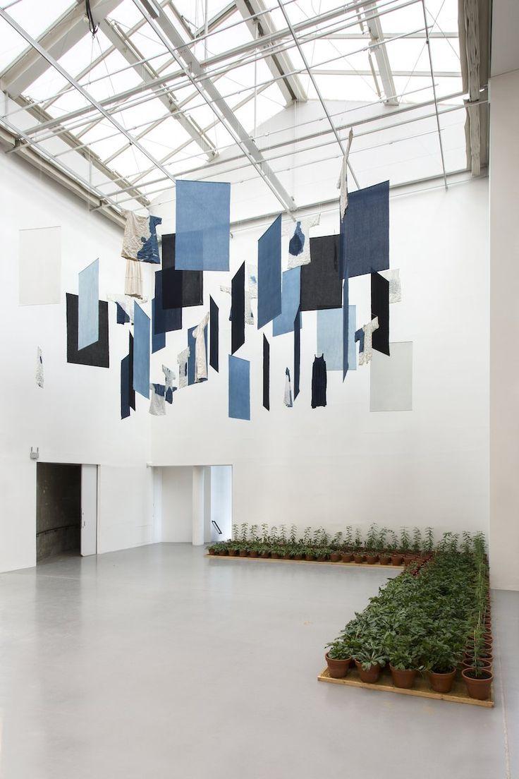 Aboubakar Fofana, Fundi (Uprising), 2017, various materials, installation view, documenta Halle, Kassel, documenta 14, photo: Roman März