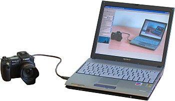 PSRemote - Canon PowerShot Remote Capture Camera Software