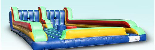 Bungee Run Joust Combo www.BounceandRebound.com (623) 396-5867 Bounce House, Water Slide, Inflatable Jumper Rentals |n Phoenix, AZ