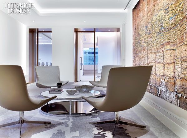 She'll Take Manhattan: Lauren Rottet Designs an Investment Firm's NYC Headquarters