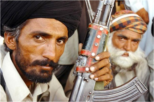 Baloch Men - BalochistanProvenance, Pakistan.