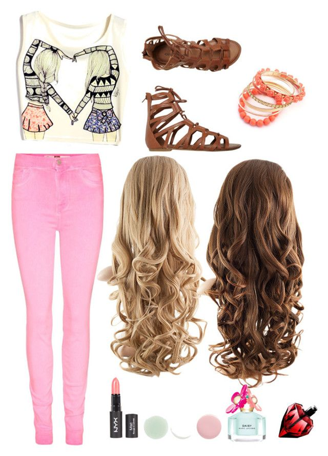 """""""Best Friends Matching Outfit"""" by ladystubbern ❤ liked on Polyvore"""
