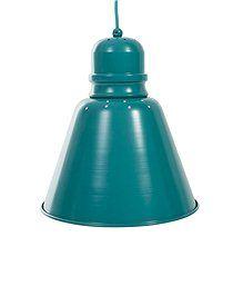Hängeleuchten Bunte Hängeleuchten aus Metall in den neuen Farben, von sebra. Leuchtmittel nicht im Lieferumfang.