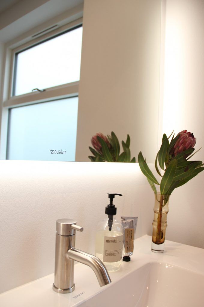 Our bathroom with Duravit L-Cube interior - www.blogliebling.dk