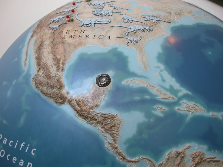 asteroid crater that killed the dinosaurs -#main